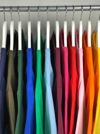 Базові футболки оптом / Базовые футболки опт