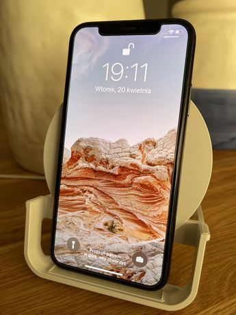 iPhone Xs 64GB space gray, bateria 90%