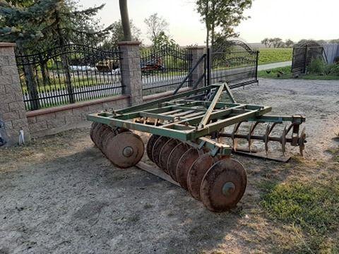 Brona Talerzowa Bomet 3.15m