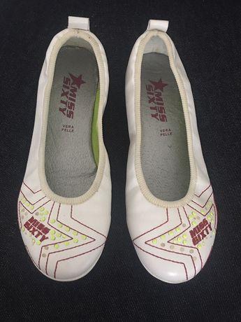 Взуття,балєтки 31-32-33р.21см.