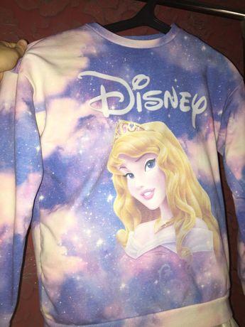 Продам oversize свитшот с принцессой