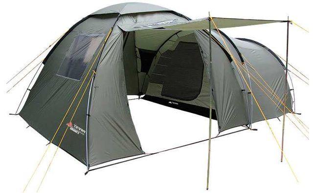 Пятиместная палатка Grand 5 Terra Incognita
