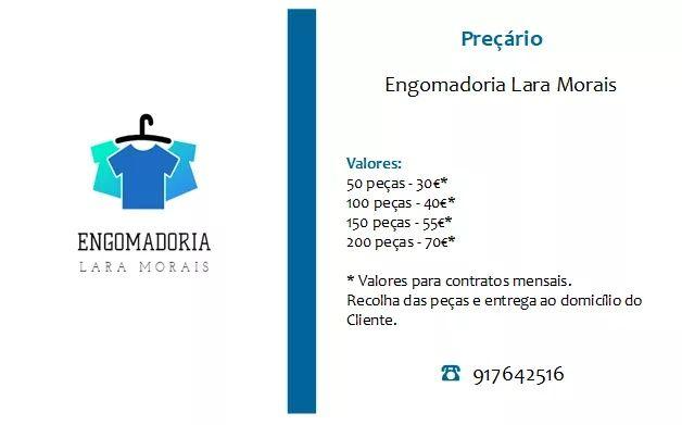 Engomadoria Lara Morais