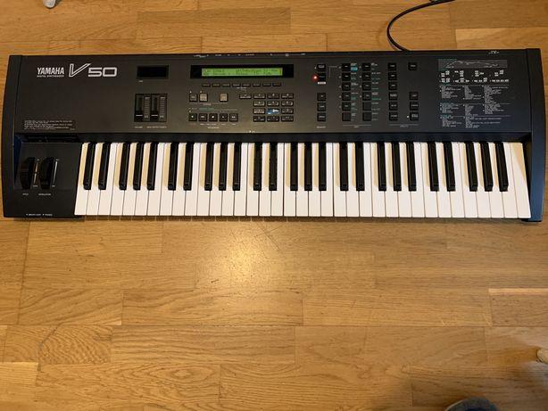 Yamaha V50 Sintetizador FM