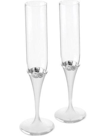 Kieliszki do szampana oryginalne Vera Wang UK