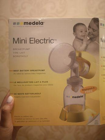 Молокотсос medela mini electric + harmony