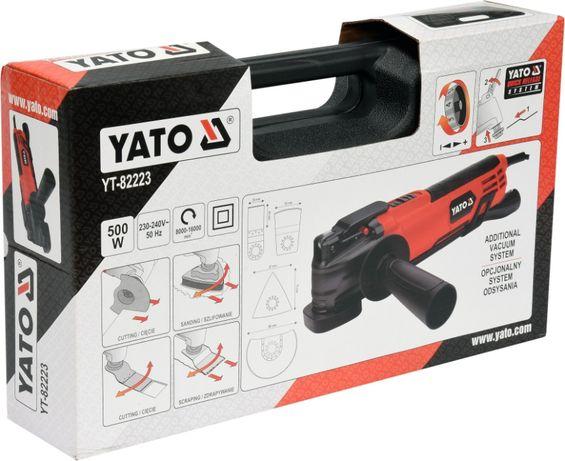Электрический реноватор YATO YT-82223 500 Вт Польща!