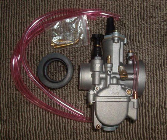 Carburador universal PWK de 21, 24, 26, 28, 30, 32 ou 34 mm