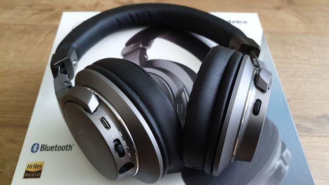 Наушники Audio-Technica ATH-SR6BTBK Bluetooth