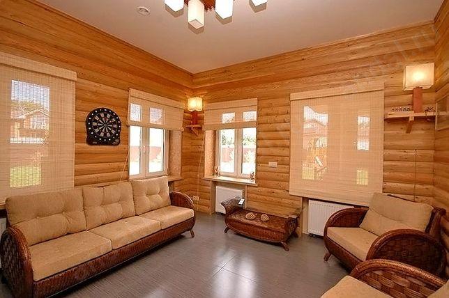 Блок - хаус (деревянный)