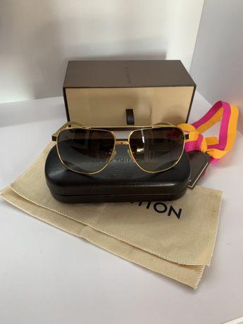 Очки Louis Vuitton, оригинал, эксклюзив, унисекс,