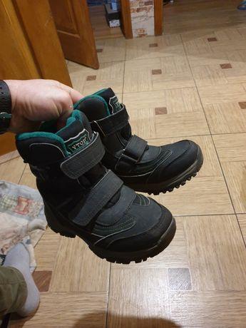 Зимові термо черевики, сапожки, на хлопчика