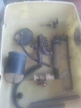 zbiornik opryskiwacz Pilmet 312 l filtr korek mieszadło pokrywa