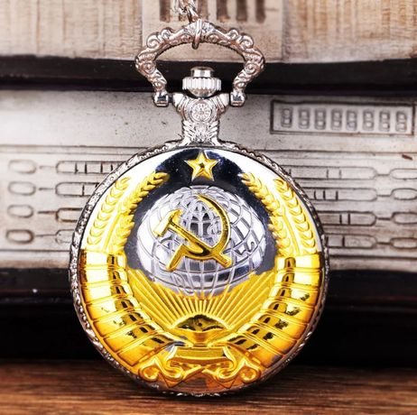 Zegarek kieszonkowy ZSRR CCCP