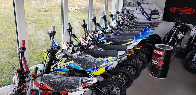 Pitbike MRF 80, 120 RC, 140TTR , 140RC,- Gorzów Wlkp