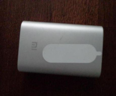 Повербанк Xiaomi 10000 MAh (не использовался в работе)