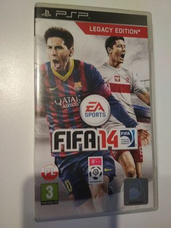 FIFA 14 PlayStation Portable