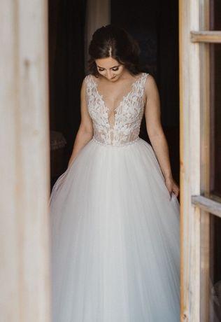 suknia ślubna Ivory Donatella