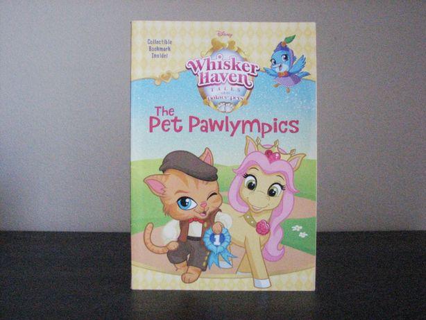 Детская книга на английском The Pet Pawlimpics