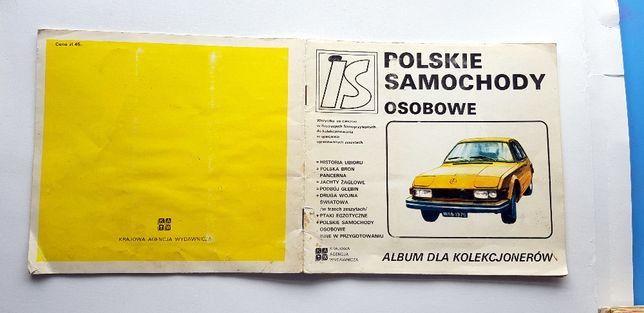 Polskie Samochody Osobowe Album dla Kolekcjonerów IS #31