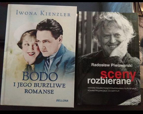 Książki filmowe Sceny rozbierane Bodo i jego burzliwe romanse komplet