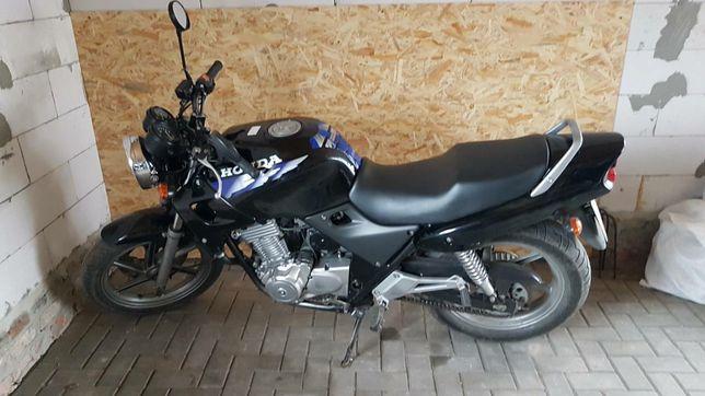 Продам мотоцикл Honda SB 500