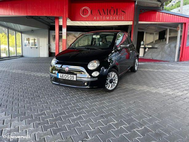 Fiat 500 1.3 16V MJ Lounge S&S