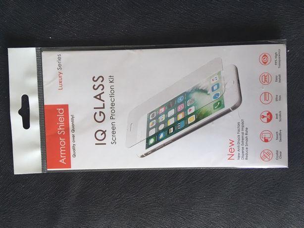 Pancerne szkło hybrydowe do Iphone 11 PRO MAX + aparat