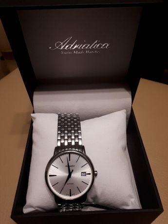 zegarek szwajcarski adriatica