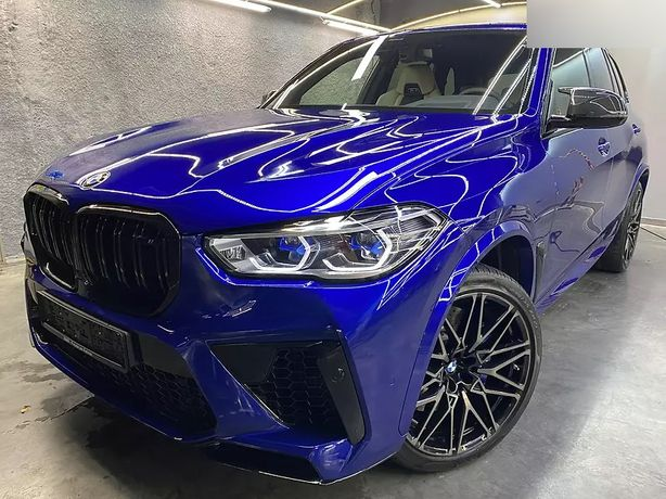 BMW X5 M Competition 2021