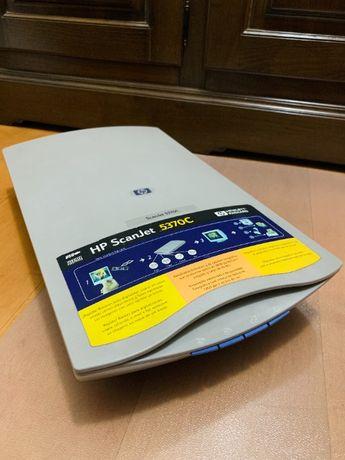 Digitalizador/Scanner HP ScanJet 5370C