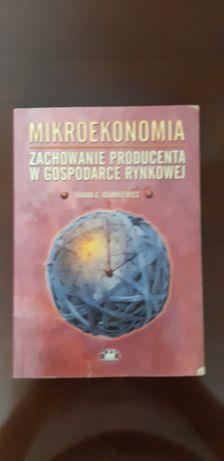 Książka Mirkroekonomia Zachowanie producenta w gospodarce rynkowej