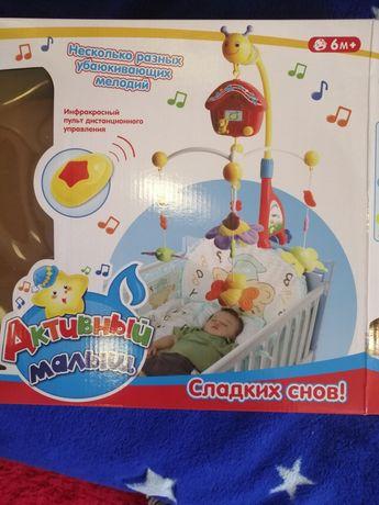 Мобиль-карусель Joy toy