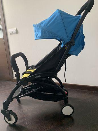 Детская коляска yoya йойа