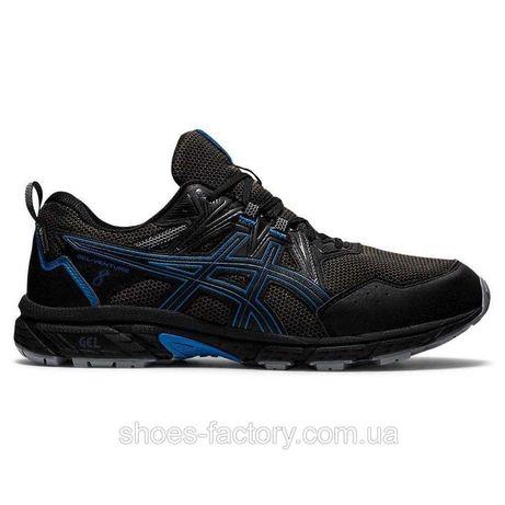 Оригинальные мужские кроссовки Asics GEL-VENTURE 8 WP, 1011A825-003