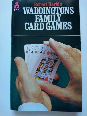 Книга Waddingtons family card games