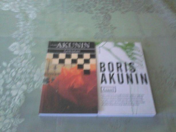 """Boris Akunin """"Lewiatan"""""""