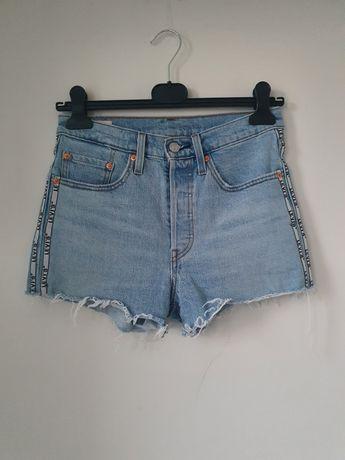 Szorty jeansowe Levi's