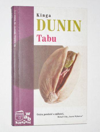 Kinga Dunin - Tabu, wyd. II
