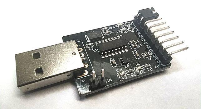 USB-программатор Bigtreetech Writer V1.0 для модулей Wi-Fi флеш-памяти
