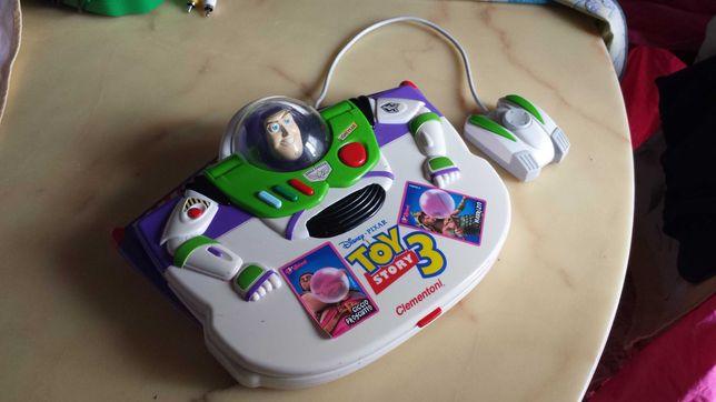 детский ноутбук clementoni disney pixar Toy Story 3