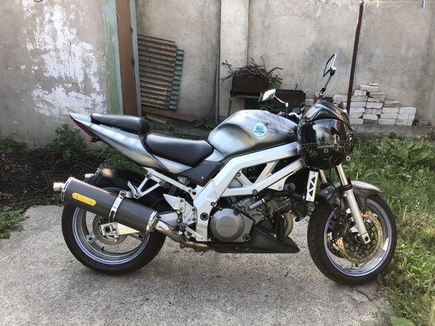 Продам Suzuki Sv1000
