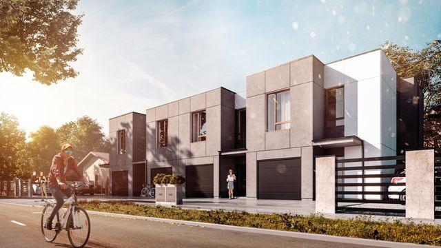 Ostatnie 2 domy   Widzew, ul. Gajcego   85 m2, garaż, ogród