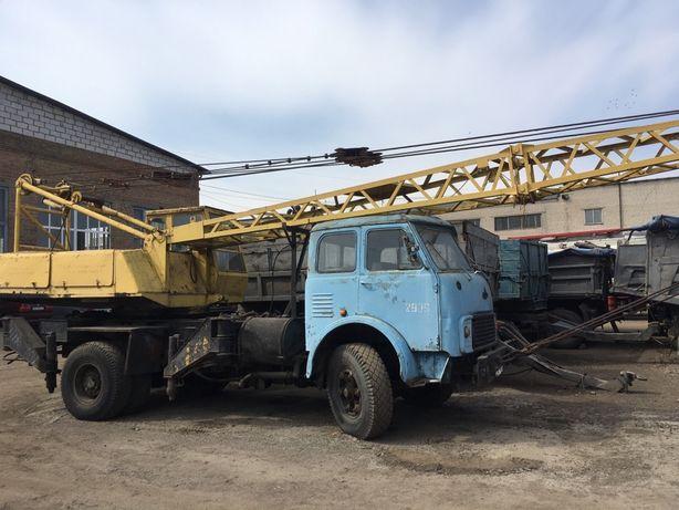 Кран/Автокран МАЗ 504В