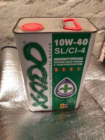 Масло моторне 10W40 XADO 4 літри