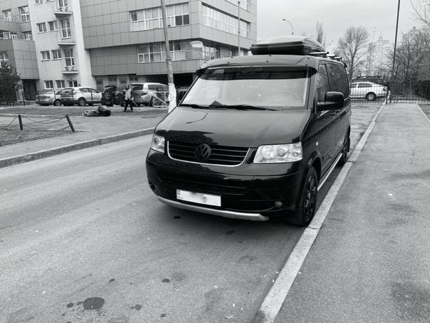 VW Multivan перегородка обмен авто на недвижимость Киев офис подвал