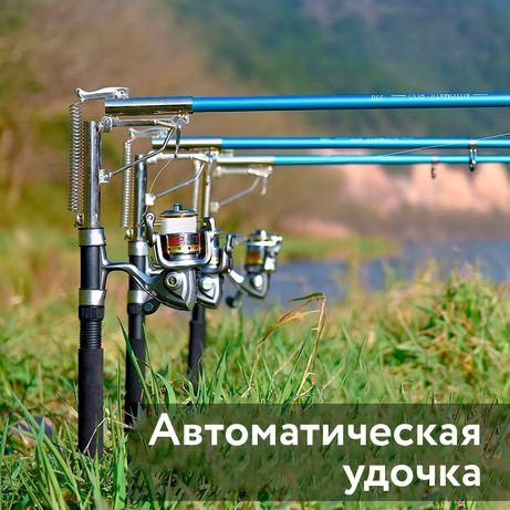Самоподсекающая телескопическая удочка 240см 270см