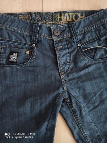 Spodnie crosshatch W 28 L30