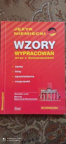 Wzory wypracowań z języka niemieckiego