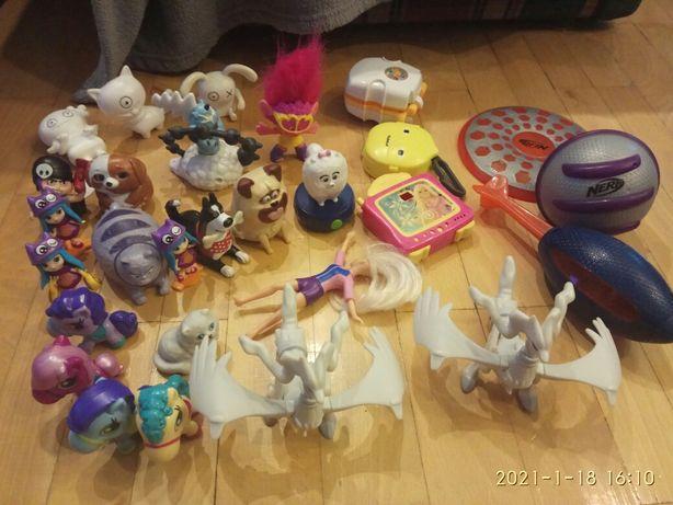 Zabawki, figurki, domek little pony, zestaw lekarz